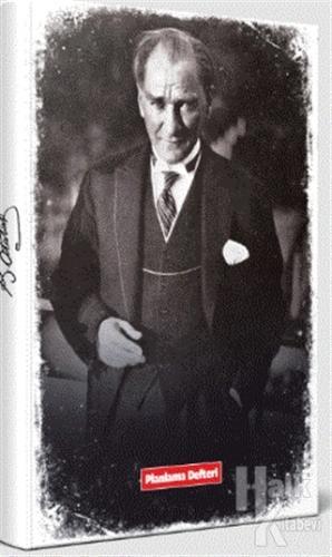 Önder - Tarihsiz Atatürk Planlama Defteri - -Halkkitabevi