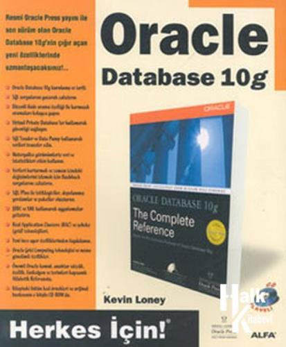 Oracle Database 10 g (Cd İlaveli)