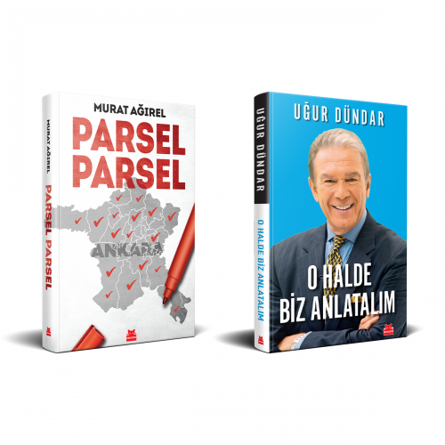 Parsel Parsel - O Halde Biz Anlatalım 2'li Set