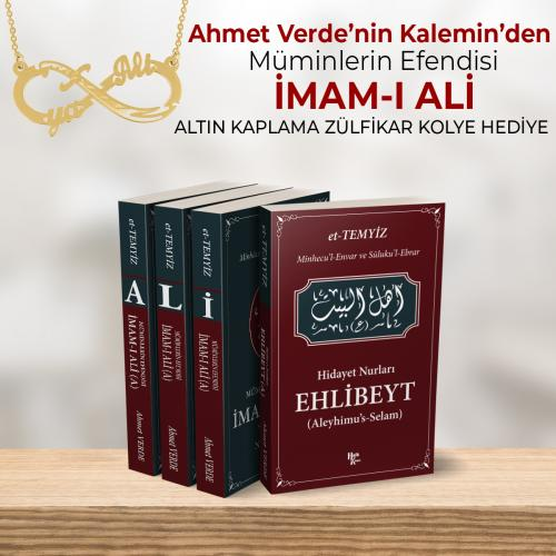 İmam-ı Ali Seti - Ahmet Verde -Halkkitabevi