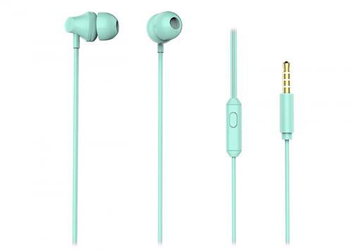 Rampage SN-R99 Elity Turkuaz Kulak İçi Mikrofonlu Kulaklık