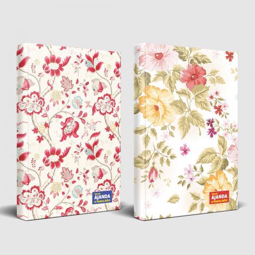 Rayiha ve Sonbahar Güllerii Süresiz Ajanda - -Halkkitabevi
