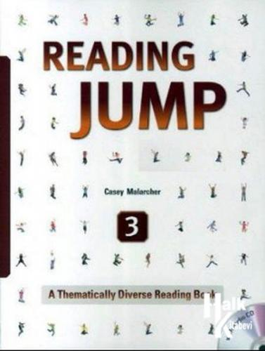 Reading Jump 3 with Workbook + CD