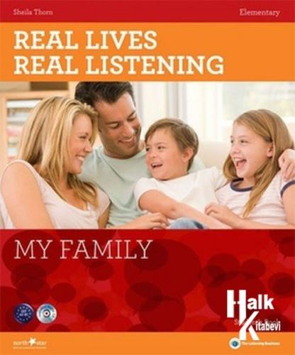 Real Lives, Real Listening: My Family - B1-B2 Intermediate + CD