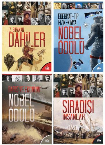 Sıradışı Ödülleri Seti - 4 Kitap
