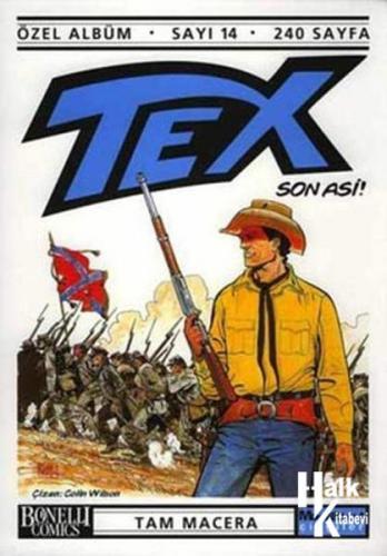 Tex Albüm Sayı : 14
