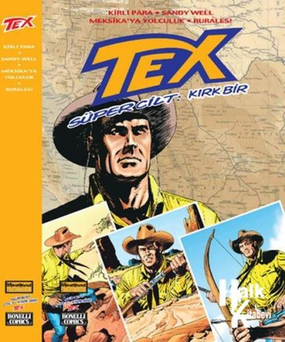 Tex Süper Cilt 41