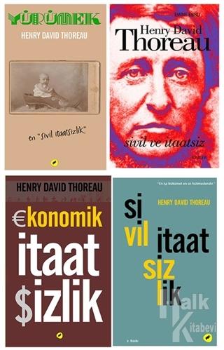 Thoreau Seti (4 Kitap Takım)