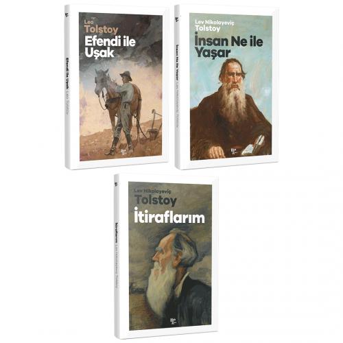 Tolstoy Üçlemesi -3 Kitap