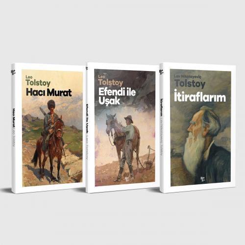 Tolstoy Unutulmaz Eserleri Seti - 3 Kitap