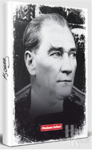 Ulu Önder - Tarihsiz Atatürk Planlama Defteri - -Halkkitabevi